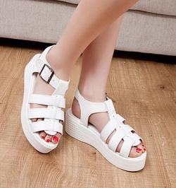 Ảnh số 20: Giày sandals đế bánh mì 01 - Giá: 240.000