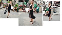 Ảnh số 26: váy maxi thun  cotton - Giá: 270.000