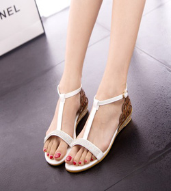 Ảnh số 5: Giày sandals chữ T - Giá: 220.000