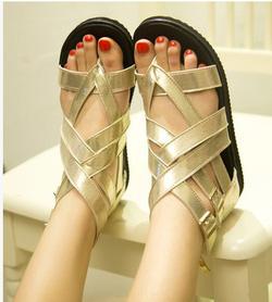 Ảnh số 8: Giày sandals chiến binh 2 khóa - Giá: 240.000