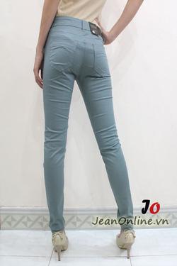 Ảnh số 22: Skinny kaki Zara - 2403. Size 26, 27, 28,29, 30 - Giá: 215.000