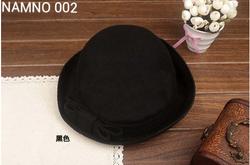 Ảnh số 34: mũ nấm nơ màu đen - Giá: 220.000