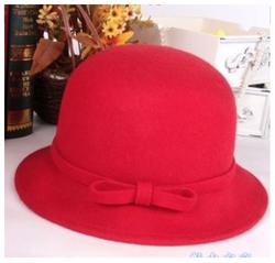 Ảnh số 23: mũ vành nhot nơ nhỏ - Giá: 160.000