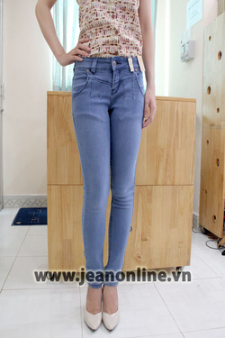 Ảnh số 66: Skinny Mango xếp ly - 2493. Size 26, 27, 28, 29, 30 - Giá: 245.000