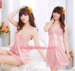 Ảnh số 15: Đầm ngủ D553 - Giá: 150.000