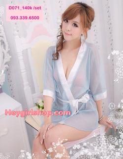 Ảnh số 33: Đầm ngủ D071 - Giá: 140.000