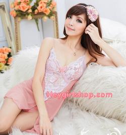 Ảnh số 34: Đầm ngủ D503 - Giá: 150.000