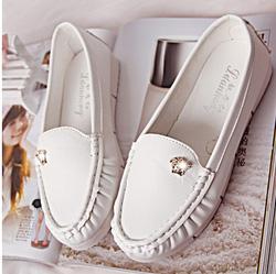 Ảnh số 98: Giày mọi logo Versace - Giá: 240.000