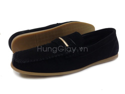 Ảnh số 59: Giày lười Ferragamo 2200 Da lộn - Giá: 800.000