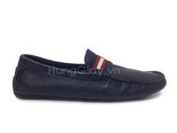 Ảnh số 43: Giày lười Bally da trơn xanh - Giá: 950.000