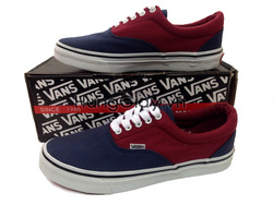 Ảnh số 98: Giày vans era xanh đỏ - Giá: 299.000
