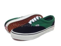 Ảnh số 100: Giày vans era xanh lá đen - Giá: 299.000