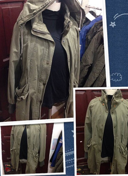 Ảnh số 11: jacket xuất nga - Giá: 780.000