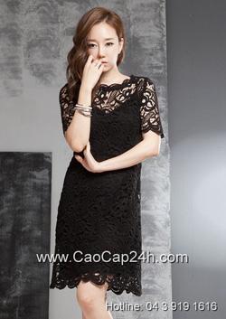 Ảnh số 4: Váy liền thân Hàn Quốc 190820 - Giá: 7.290.000