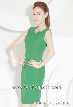 Ảnh số 7: Váy liền thân Hàn Quốc 190823 - Giá: 2.200.000