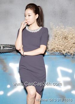 Ảnh số 10: Váy liền thân Hàn Quốc 190826 - Giá: 2.250.000