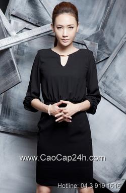 Ảnh số 13: Váy liền thân Hàn Quốc OPS5698 - Giá: 2.120.000