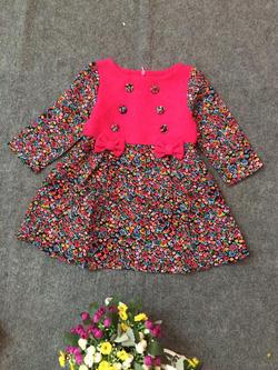 Ảnh số 65: Váy dạ 2 hàng khuy - Giá: 10.000