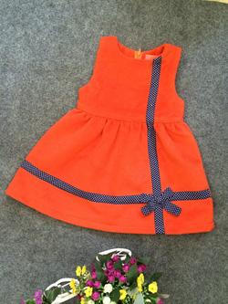 Ảnh số 68: Váy dạ chữ thập - Giá: 10.000