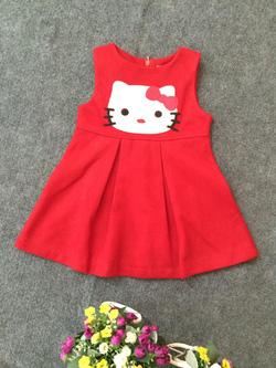 Ảnh số 80: Váy dạ kitty - Giá: 10.000