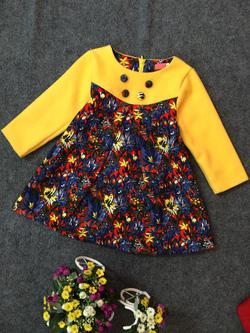 Ảnh số 87: Váy dạ thổ cẩm - Giá: 10.000