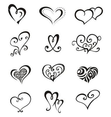 Hãy sở hữu những hình xăm dễ thương, ý nghĩa cho riêng mình nha các bạn. I Love Tattoo. , Ảnh số 10