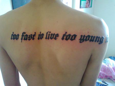 Hãy sở hữu những hình xăm dễ thương, ý nghĩa cho riêng mình nha các bạn. I Love Tattoo. , Ảnh số 27