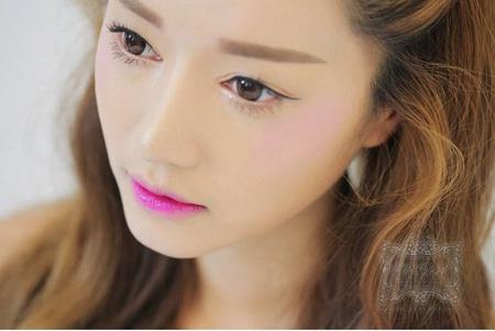 Phun thêu lông mày dáng ngang Hàn quốc, phun eye liner không đau, bắn màu chống thâm môi , nhũ hoa , phun môi pha lê , Ảnh số 5