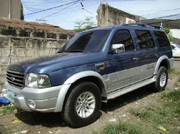 Bán xe Ford Everest 2005 , Ảnh đại diện