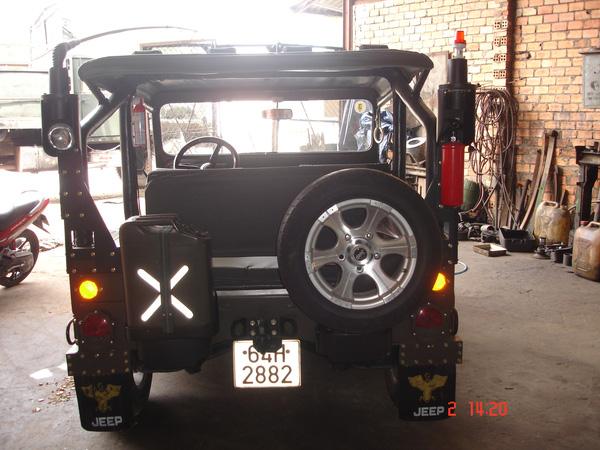 Bán xe Jeep lùn A2, máy nguyên thủy cực đẹp giá 110 triệu , Ảnh đại diện