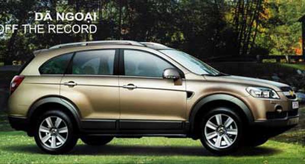 Chuyên bán xe ôtô chính hãng GM DAEWOO CHEVROLET mới 100% , Ảnh đại diện