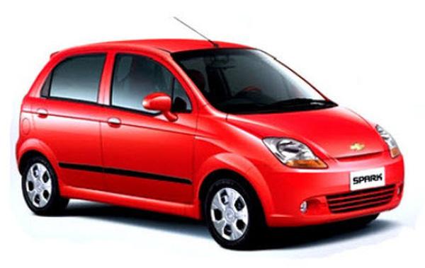 Chevrolet Spark Van Xe bán tải kinh tế nhất , Ảnh đại diện
