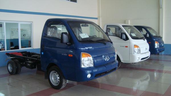 XE TẢI HYUNDAI H100 1.2 tấn , HD65 2.5 tấn , HD72 3.5 tấn , COUNTY , STAREX......,giá cực tốt, xe cực nhiều. , Ảnh đại diện