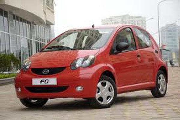Ô tô giá rẻ, xe Byd, ô tô giá trên 200 triệu, Fo, Byd Fo, f0, byd f0 , Ảnh đại diện