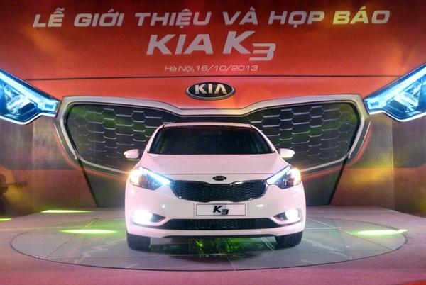 Oto Kia K3 2015, công nghệ mới, đẳng cấp mới , Ảnh đại diện