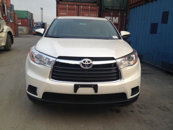 Toyota Highlander 2014 nhập mỹ , Ảnh đại diện
