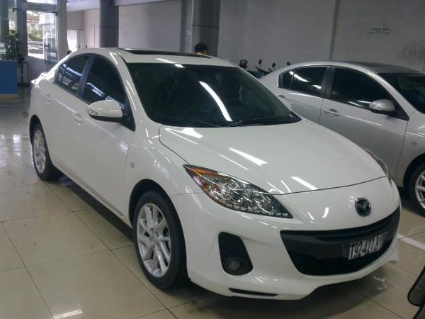 Mazda 3S 2014 Tinh Thần Nhật Bản , Đẳng cấp Nhật Bản ..... cực sốc với CTKM , Ảnh đại diện