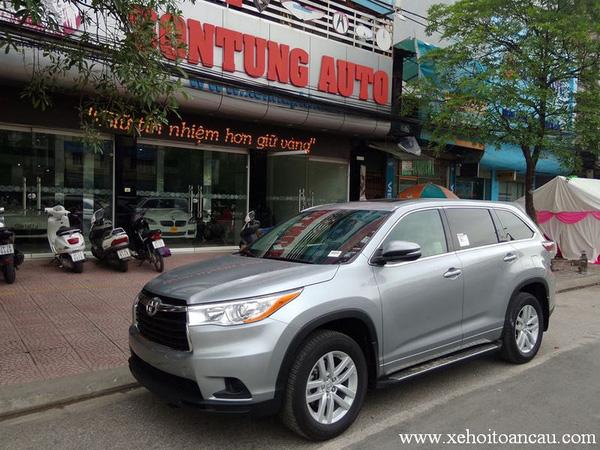 Toyota Highlander 2014 giá bán, hình ảnh, thông sỗ kỹ thuật, màu sắc, đơn vị cung cấp, đều có ở đây. , Ảnh đại diện