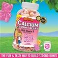 Canxi, vitamin tổng hợp dạng kẹo gấu của Mỹ 380.000d/h