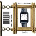 Di động đồng hồ đeo tay siêu nhỏ, siêu mỏng mWATCH 87 WMs