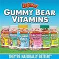Kẹo gấu dẻo dành cho các bé từ 2 tuổi trở lên Hàng xách tay từ Mỹ