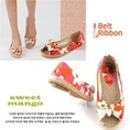 Giày cao gót, giày búp bê Hàn quốc phong cách cho ngày thu, up to 70%