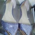Topic 7:THANH LÝ NGHỈ BÁN với các mẫu giầy bệt Ren, giầy cao gót Ren, Hoa, các loại giày bệt CD, Chanel,Ferragamo