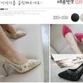 MS 11: Giầy cao gót, giầy thấp gót Hàn Quốc, nhận bán sỉ và lẻ từ các website Hàn quốc