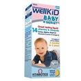 Vitamin tổng hợp cho trẻ Wellkid Baby Infant chỉ 300k. Ostacare giúp tăng chiều cao,Hàng chính hãng Anh Quốc 100%