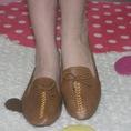 Giày búp bê nữ cực xinh xắn giúp các bạn gái thêm tự tin