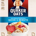 Yến mạch Quaker nhập khẩu từ Mỹ, nguồn dinh dưỡng tuyệt vời cho bé, giá chỉ 150k/kg