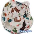 Bỉm vải BambiMio chống hăm hiệu quả cho con bạn