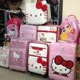 Vali Hello Kitty chính hãng GIÁ RẺ NHẤT ở Hà Nội: Vali kéo Hello Kitty cho nữ, vali nhựa Kitty cho bé gái nhiều mẫu ĐẸP