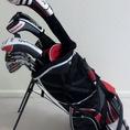 Bộ gậy Golf TaylorMade Mens Complete Golf Club Set Taylor Made RH Stiff Flex Clubs